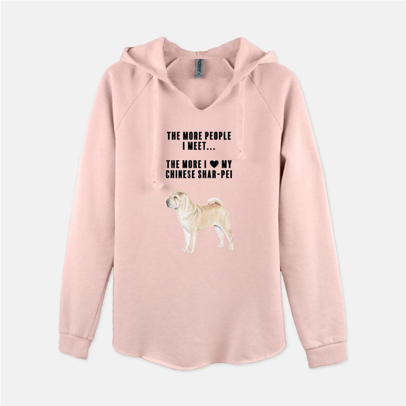 Chinese Shar-Pei Love Women's Sweatshirt