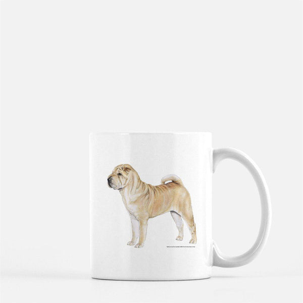 Chinese Shar-Pei Coffee Mug