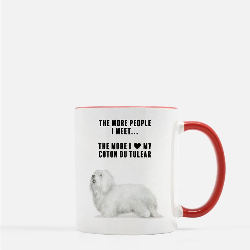 Coton de Tulear Love Coffee Mug