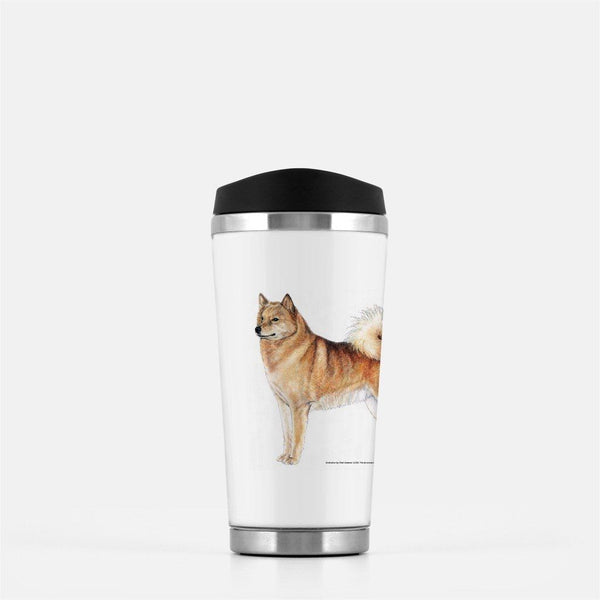 Finnish Spitz Travel Mug