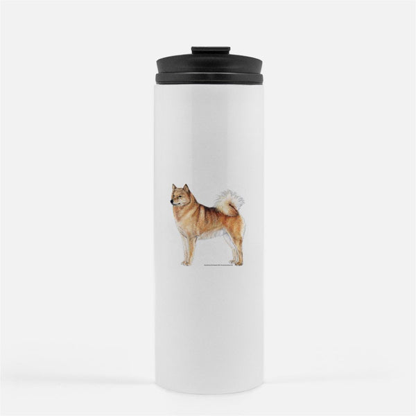 Finnish Spitz Thermal Tumbler