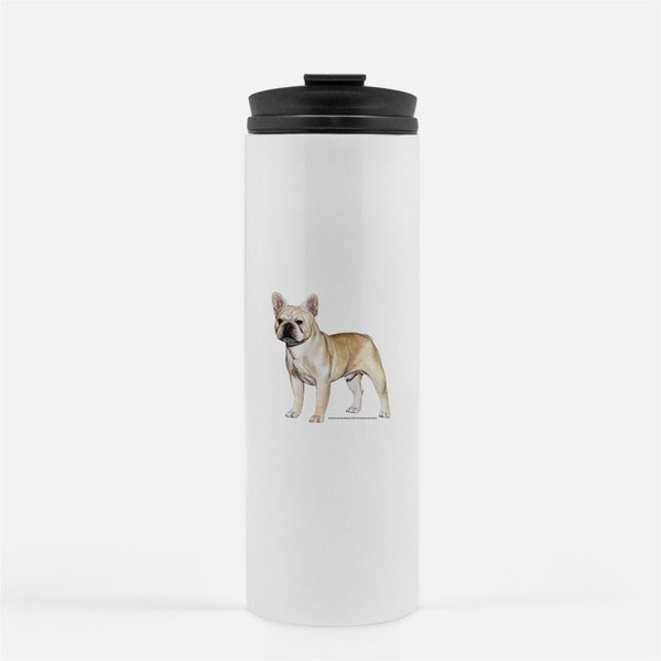 French Bulldog Thermal Tumbler