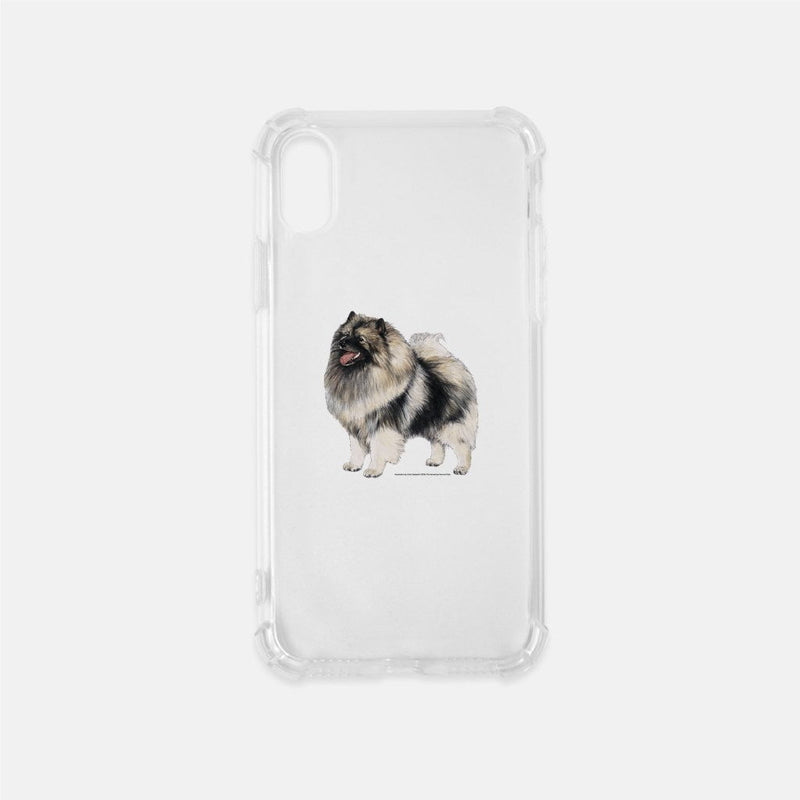 Keeshond Phone Case