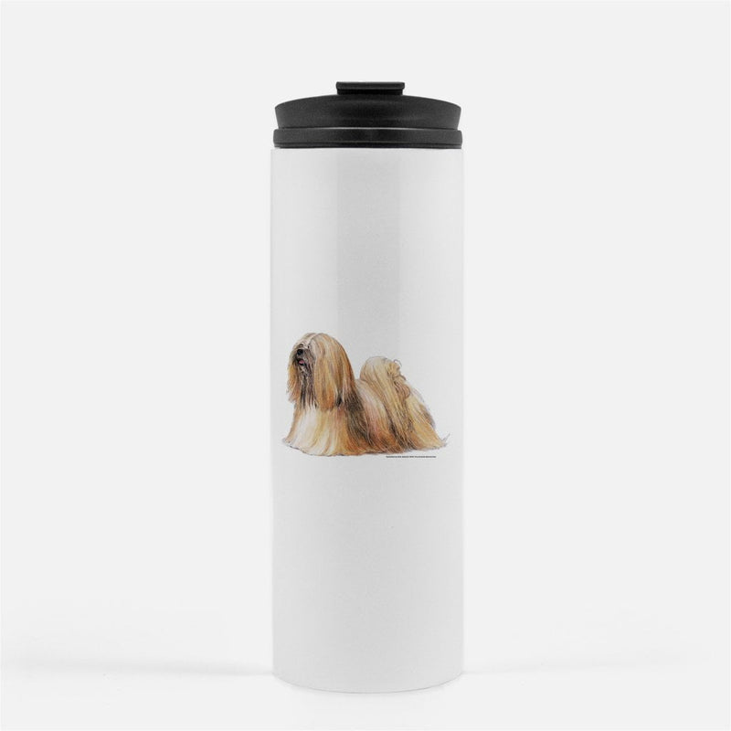 Lhasa Apso Thermal Tumbler