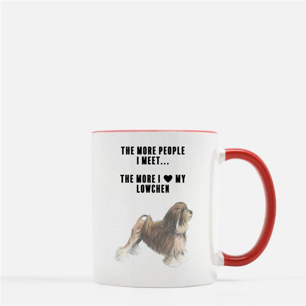 Lowchen Love Coffee Mug