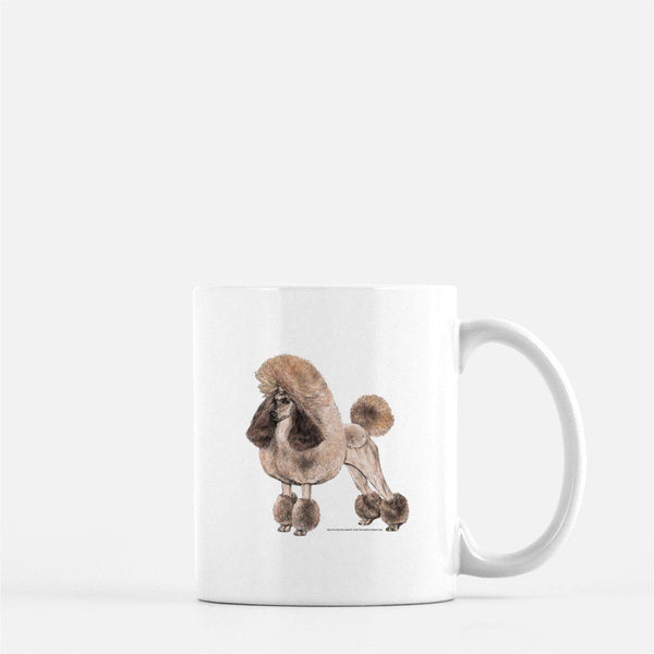 Miniature Poodle Coffee Mug