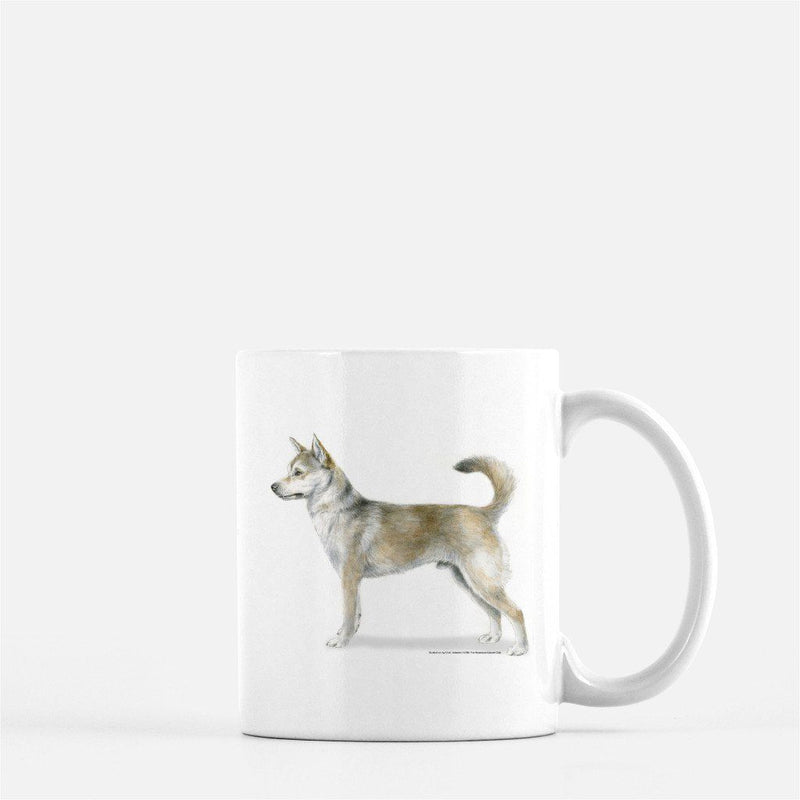 Norwegian Lundehund Coffee Mug