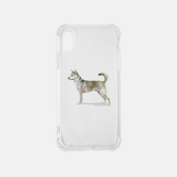 Norwegian Lundehund Phone Case