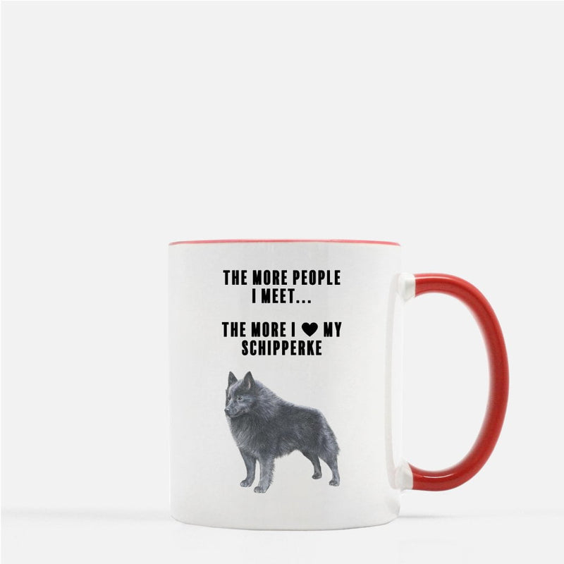 Schipperke Love Coffee Mug