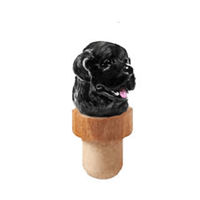Newfoundland Head Cork Bottle Stopper
