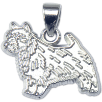 Norwich Terrier Charm Jewelry