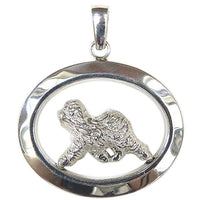 Old English Sheepdog Oval Jewelry