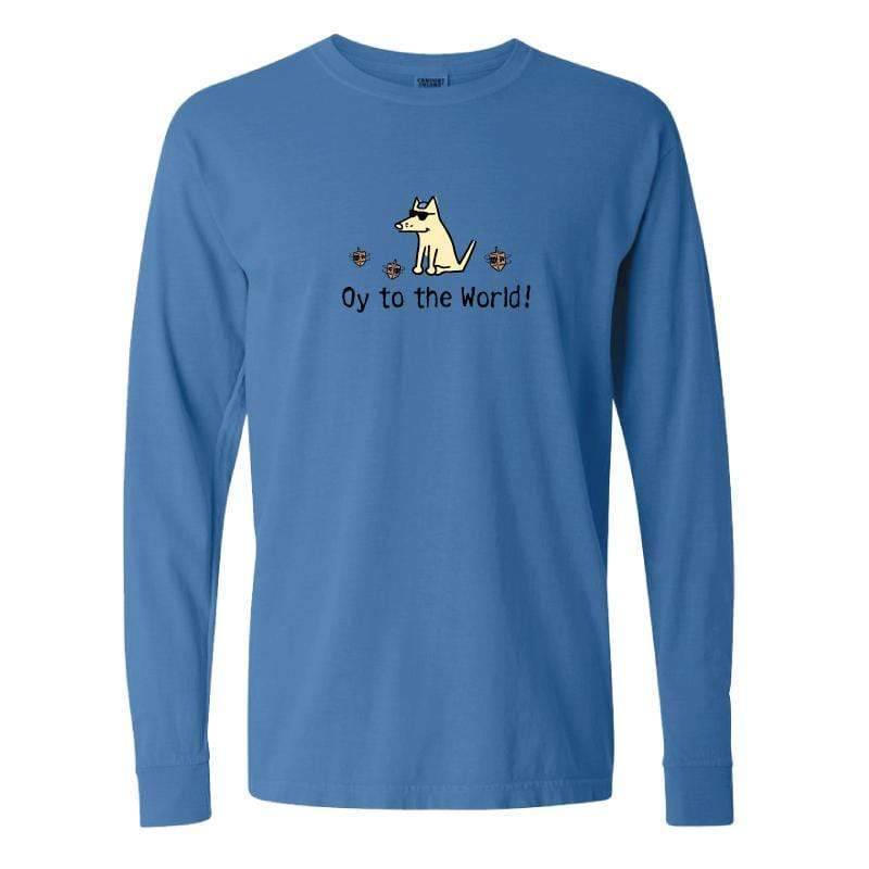 Oy To The World! - Classic Long-Sleeve Shirt