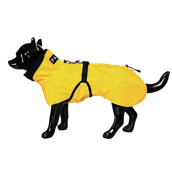 PAIKKA Lightweight Dog Visibility Raincoat