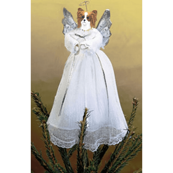 Papillon Treetop Angel