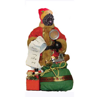 Puli Toy List Santa Statue
