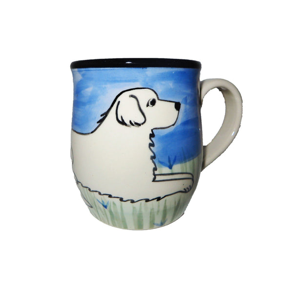 Great Pyrenees Ceramic Mug