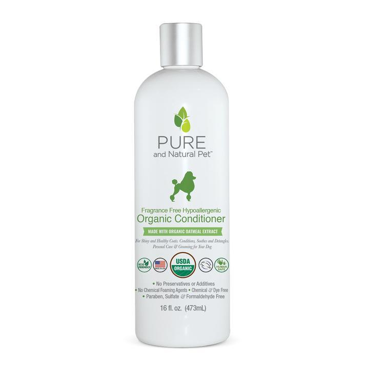 Fragrance-Free Hypoallergenic Conditioner