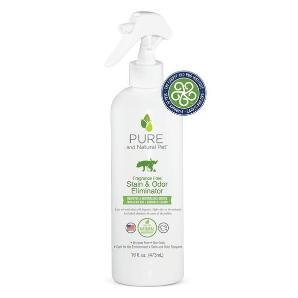 Fragrance-Free Stain & Odor Eliminator