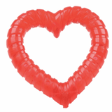Red Heart Puppy Teething Comfort Aid