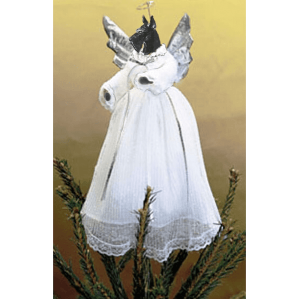 Scottish Terrier Treetop Angel
