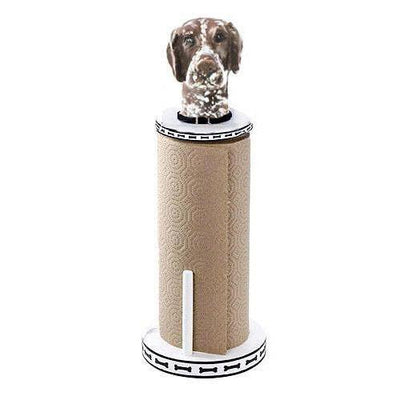 German Shorthaired Pointer Paper Towel Holder