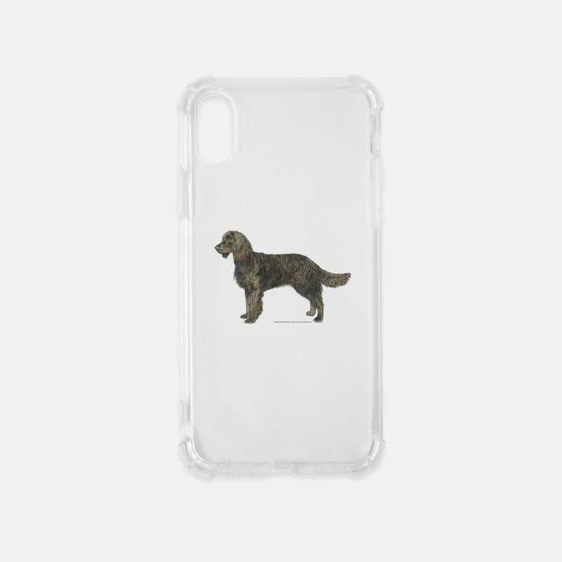 American Water Spaniel Clear Phone Case