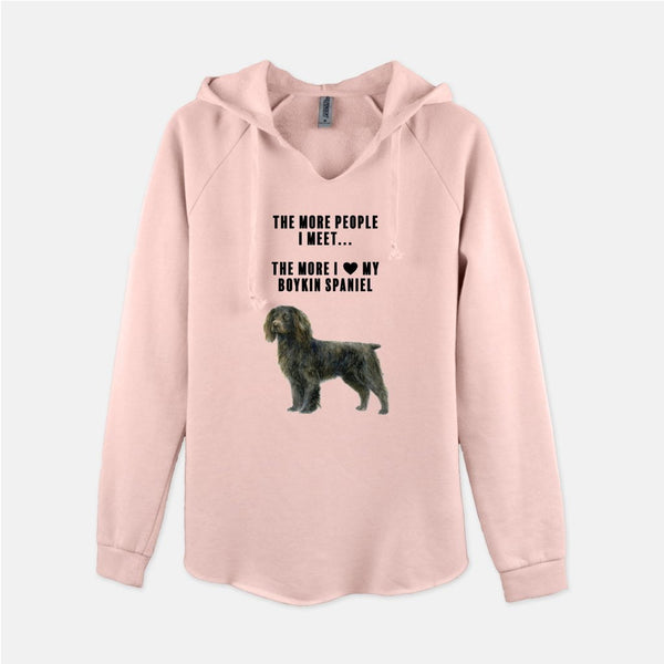 Boykin Spaniel Love Women's Sweatshirt