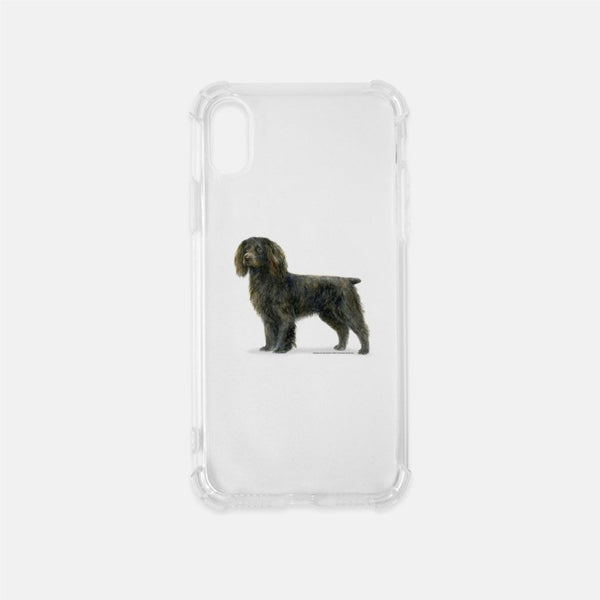 Boykin Spaniel Clear Phone Case