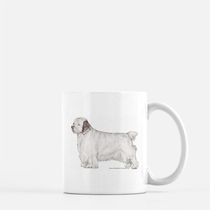Clumber Spaniel Coffee Mug