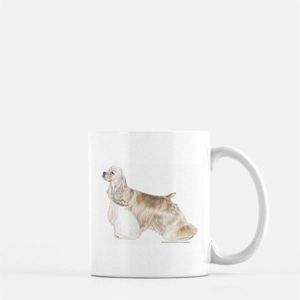 Cocker Spaniel Coffee Mug
