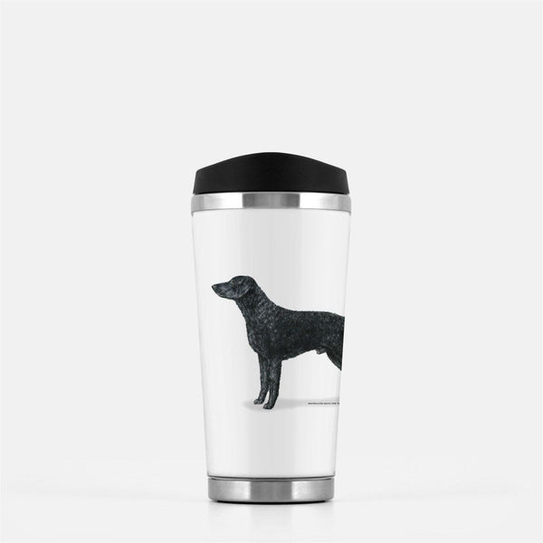 Curly Coated Retriever Travel Mug