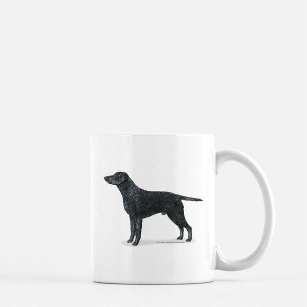 Curly Coated Retriever Coffee Mug