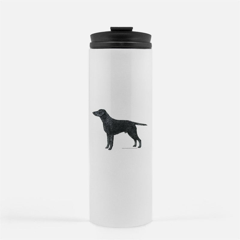 Curly Coated Retriever Thermal Tumbler