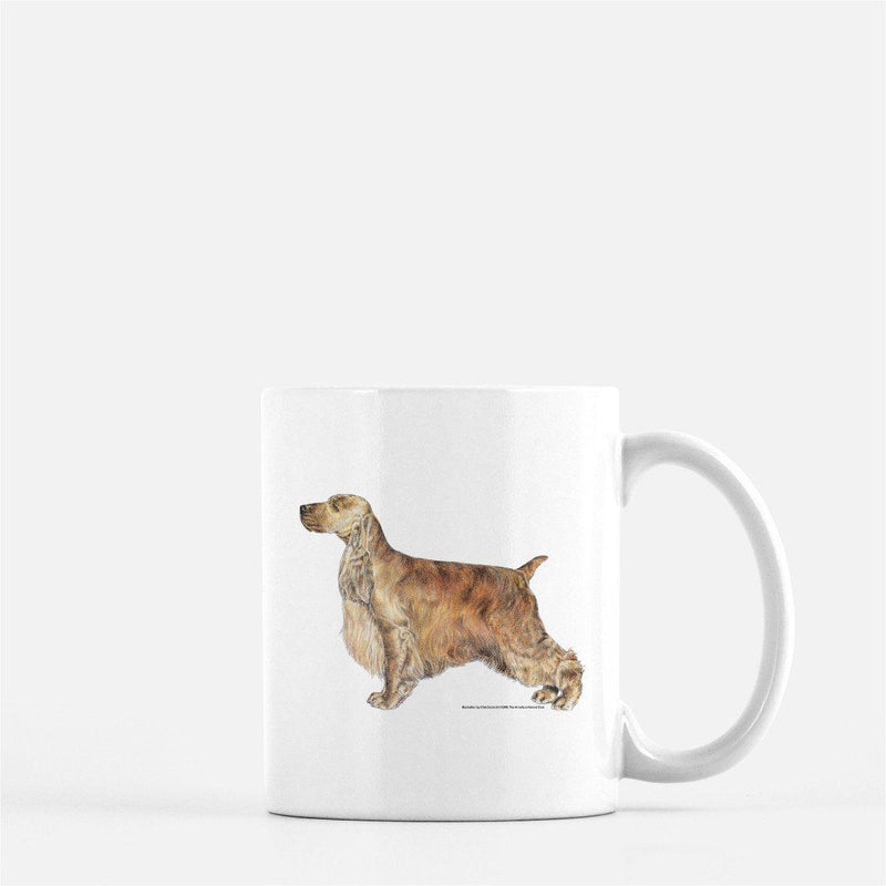 English Cocker Spaniel Coffee Mug