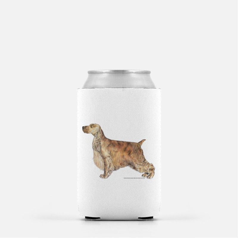 English Cocker Spaniel Koozie