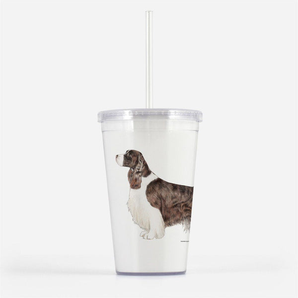 English Springer Spaniel Beverage Tumbler