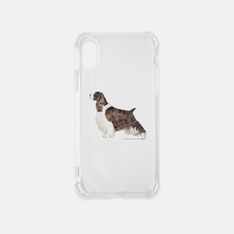 English Springer Spaniel Clear Phone Case