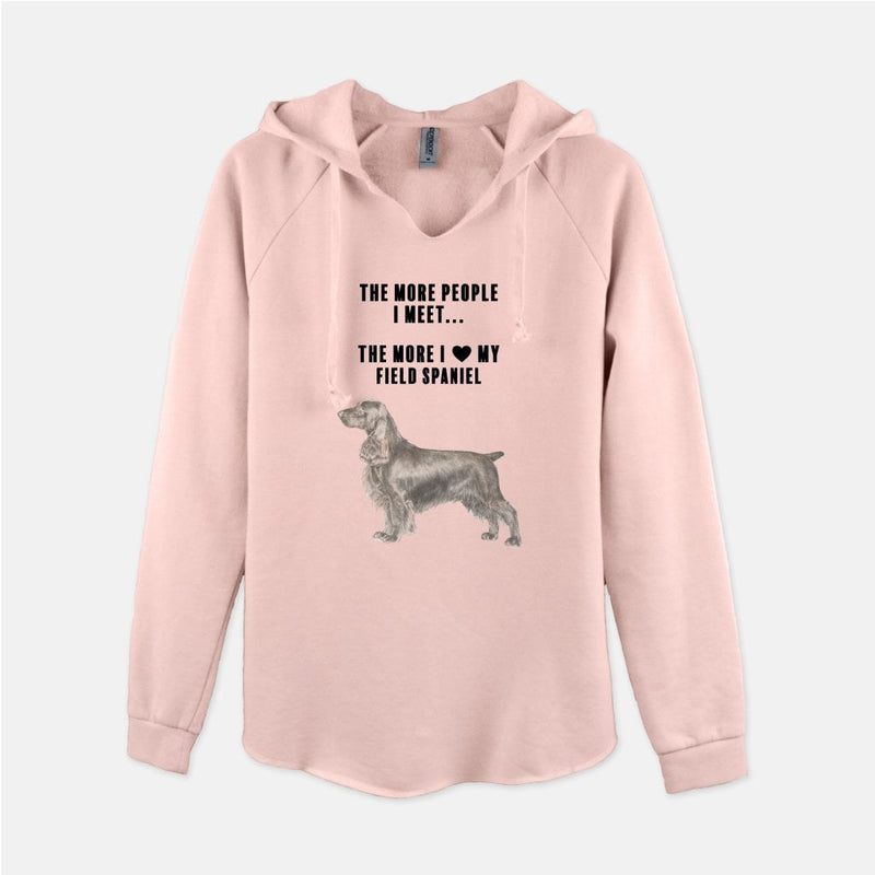 Field Spaniel Love Women's Sweatshirt
