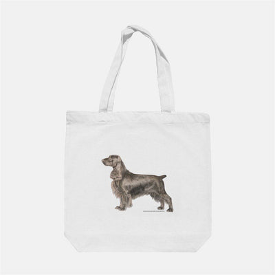 Field Spaniel Tote Bag