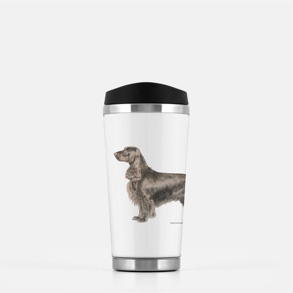 Field Spaniel Travel Mug