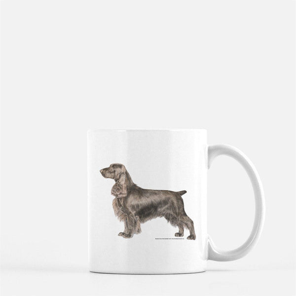 Field Spaniel Coffee Mug