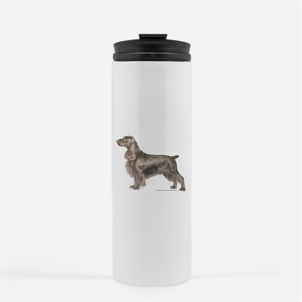 Field Spaniel Thermal Tumbler