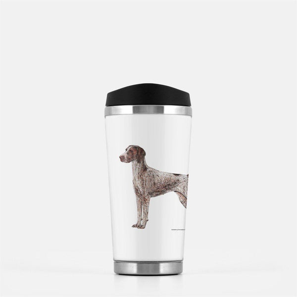 German Shorthaired Pointer Travel Mug