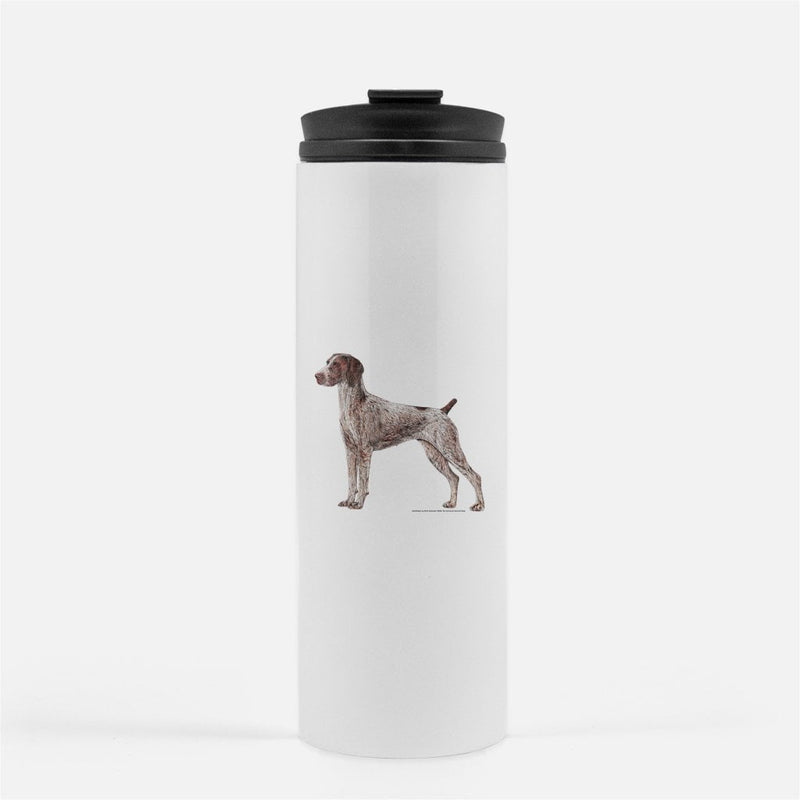 German Shorthaired Pointer Thermal Tumbler