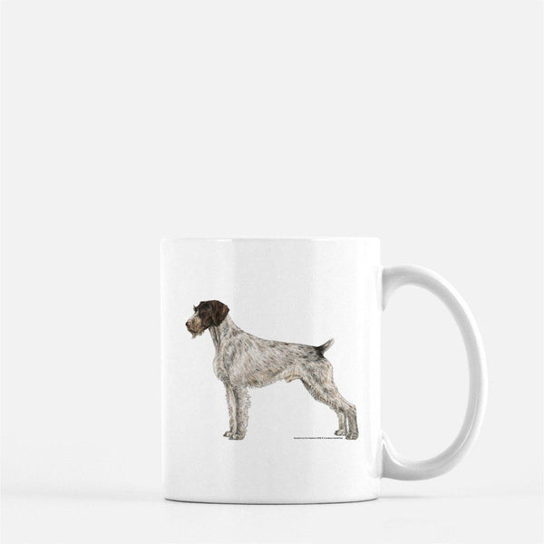 German Wirehaired Pointer Coffee Mug