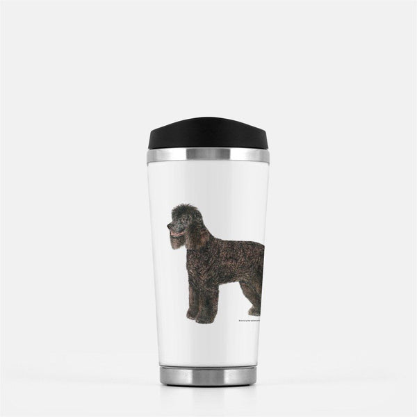Irish Water Spaniel Travel Mug