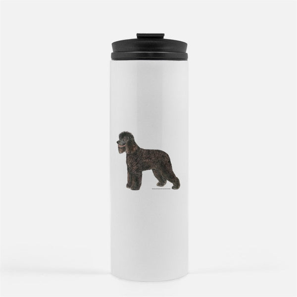 Irish Water Spaniel Thermal Tumbler