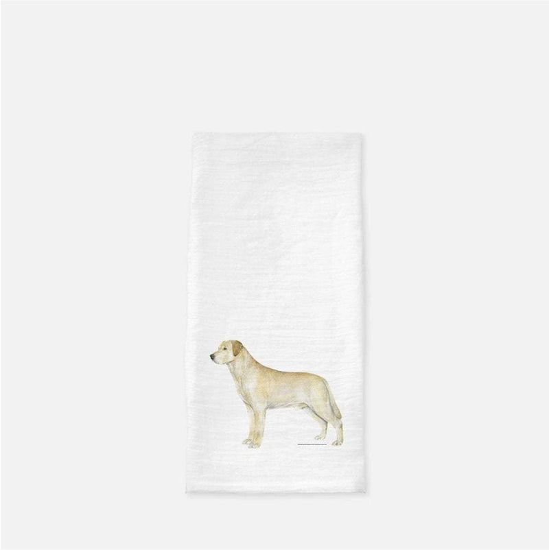 Labrador Retriever Tea Towel