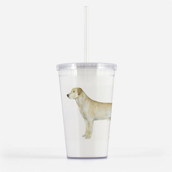 Labrador Retriever Beverage Tumbler